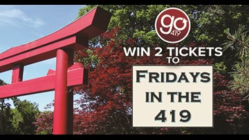 Win 2 tickets to Fridays in the 419!