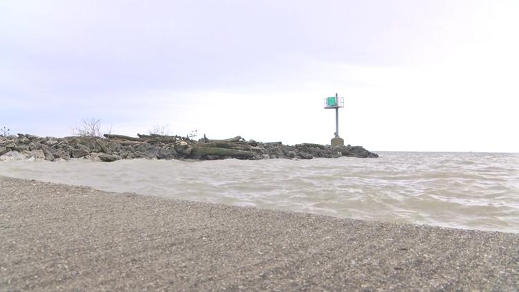 Maumee Bay State Park beach under public health advisory