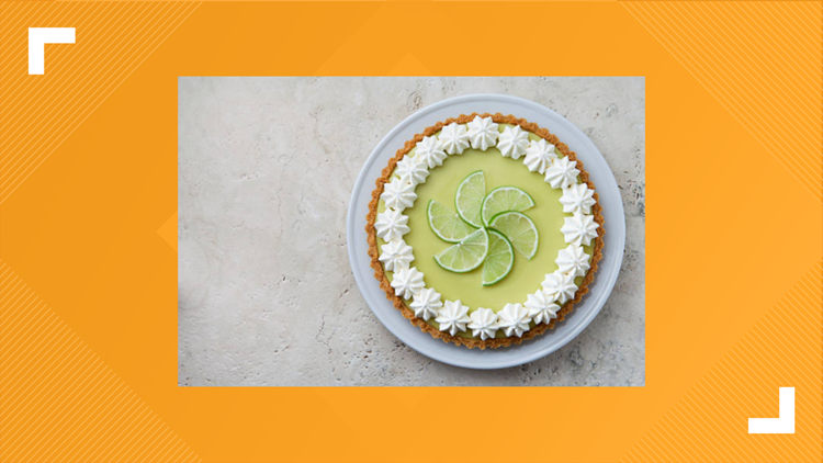 Your Day Recipes: Game Day Key Lime Pie Dip