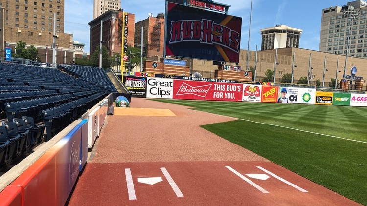 Toledo Mud Hens season delayed