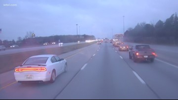 Troopers warn drivers to stay safe on the roads during the busiest travel day of the year