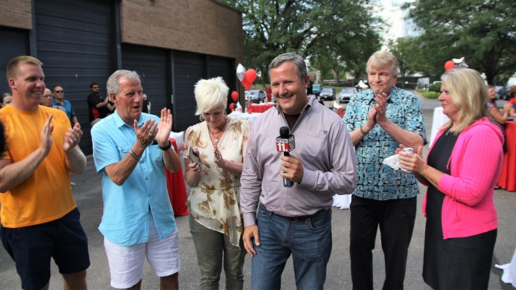 Chief Meteorologist Robert Shiels signs off after 27 years at WTOL 11