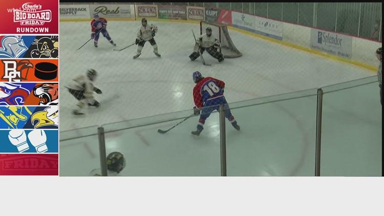 St. Francis vs. Perrysburg hockey, Northwood vs. TC and MORE games   Big Board Friday Week 20, Pt. 2