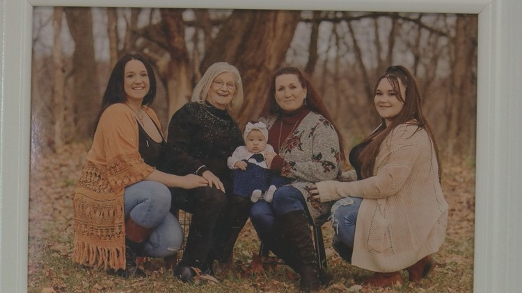 Mother's Day Spotlight | Sylvania family's 5 generations of strong women