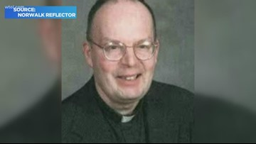 Ohio priest unfit for duty