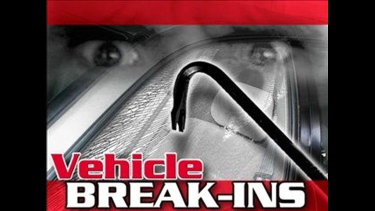 Toledo car break-ins on the rise