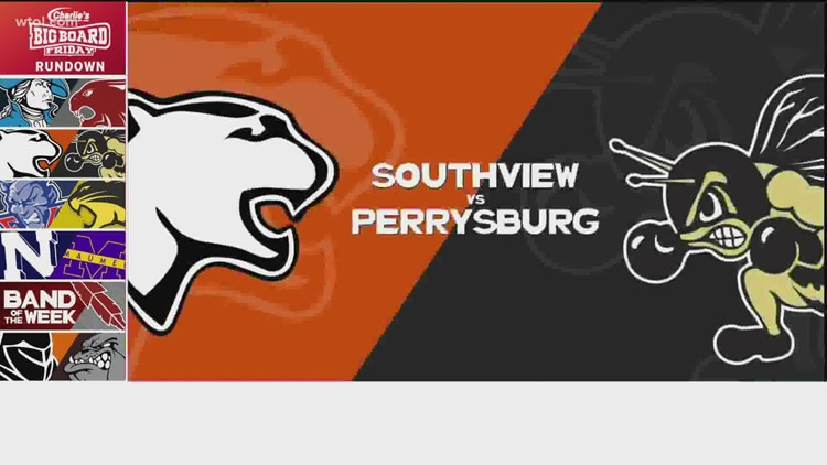 Big Board Friday Week 6: Perrysburg vs. Southview