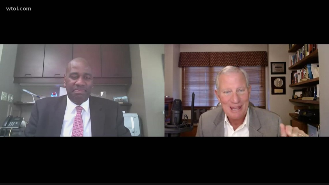 Leading Edge: President of the Lucas County Port Authority Thomas Watson -  Part one