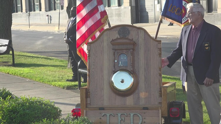 United: 20 Years Later - Toledo's 9/11 memorial focuses on reflection, and fellowship