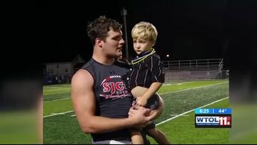 Athlete of the Week: Noah Price