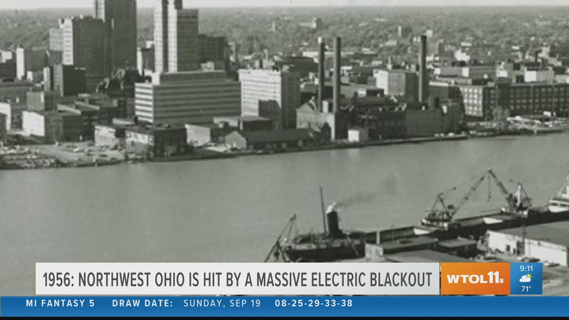 Toledo's deadliest fire and a massive electrical blackout   Today in Toledo History Sept. 20