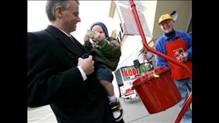 The Andersons to match Red Kettle donations