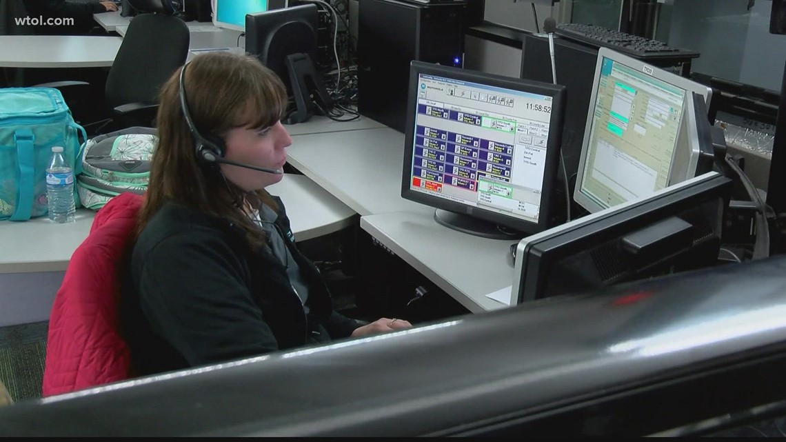 Sylvania police dispatch operations move to Lucas County Consolidated Dispatch