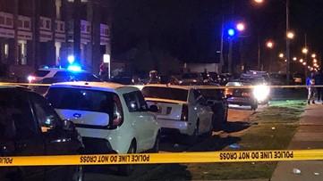 Man shot in back in north Toledo