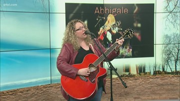 Local talent Abbigale performs again on Your Day