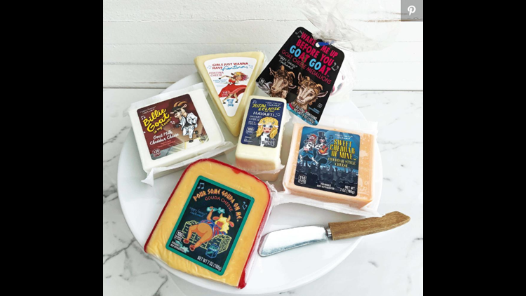 Bringing back the 80s: Aldi releases cheese named after 80s hits
