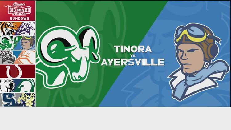 Big Board Friday Week 6: Tinora vs. Ayersville