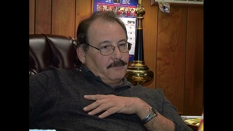 Former Teamsters Local 20 president accused of misusing
