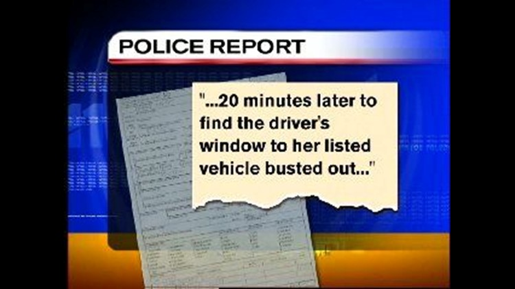 Merry Christmas -- and keep your car safe from break-in bandits