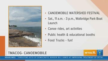 Canoemobile Watershed Festival