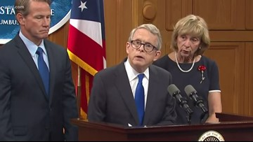Gov. Mike DeWine to hold lead advisory meeting in Toledo on Tuesday