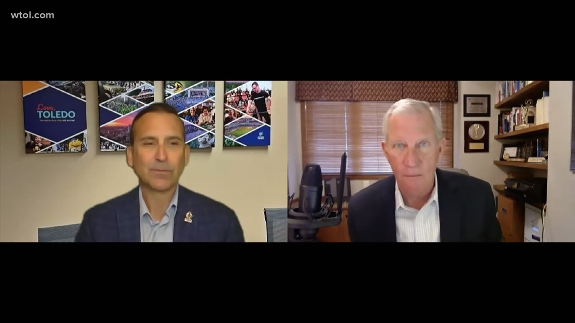 Lance Woodworth President and CEO of Destination Toledo - Part 2    Leading Edge May 30