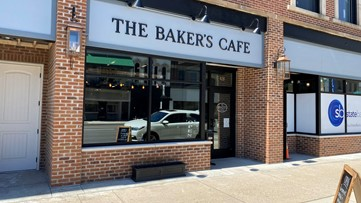 The Baker's Cafe reopens in new Main Street location in Findlay