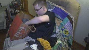 Whitmer student holds clothing drive in best friend's honor