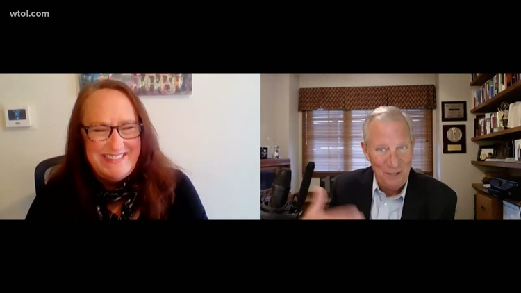 Catherine Turcer Executive Director of Common Cause Ohio | Leading Edge July 18