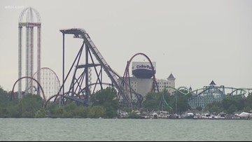 4 at Cedar Point taken to hospital after ODing; police officer also treated for possible exposure to drug