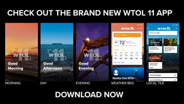 All new WTOL app is designed with you in mind - Download now!