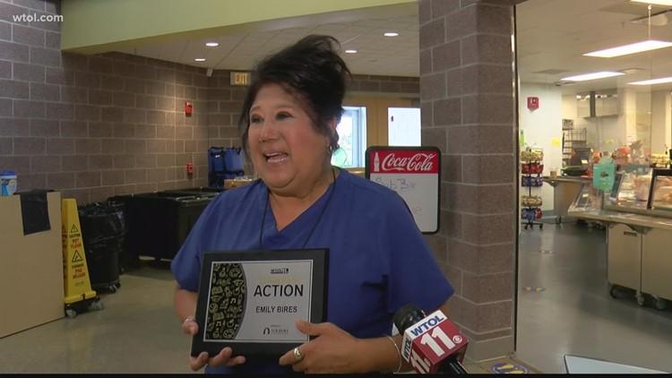 Leaders in Action: Emily Bires of Northwood High School