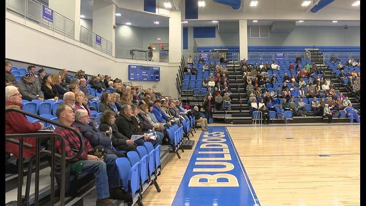 Defiance Middle and High Schools show off brand new state-of-the-art building