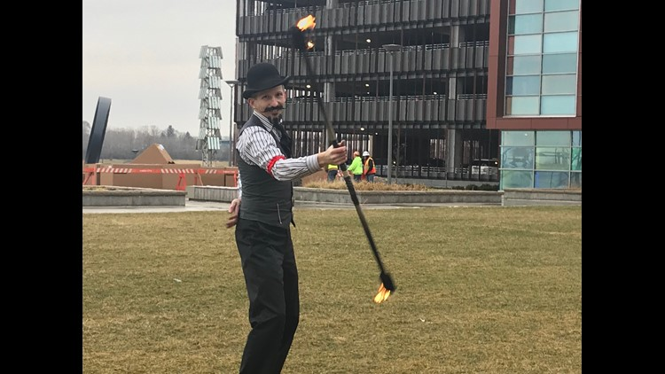 Downtown Toledo to heat up, be cool during Fire + Ice Festival