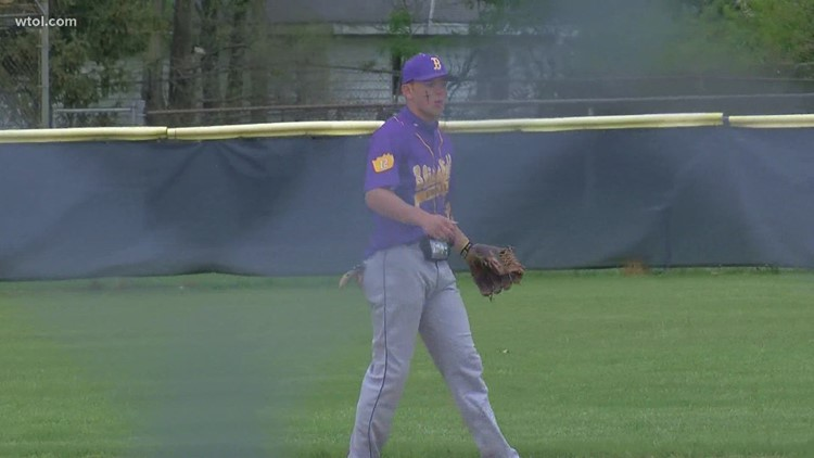 Blissfield baseball's Ganun and Horky eyeing deep playoff run before BGSU careers begin