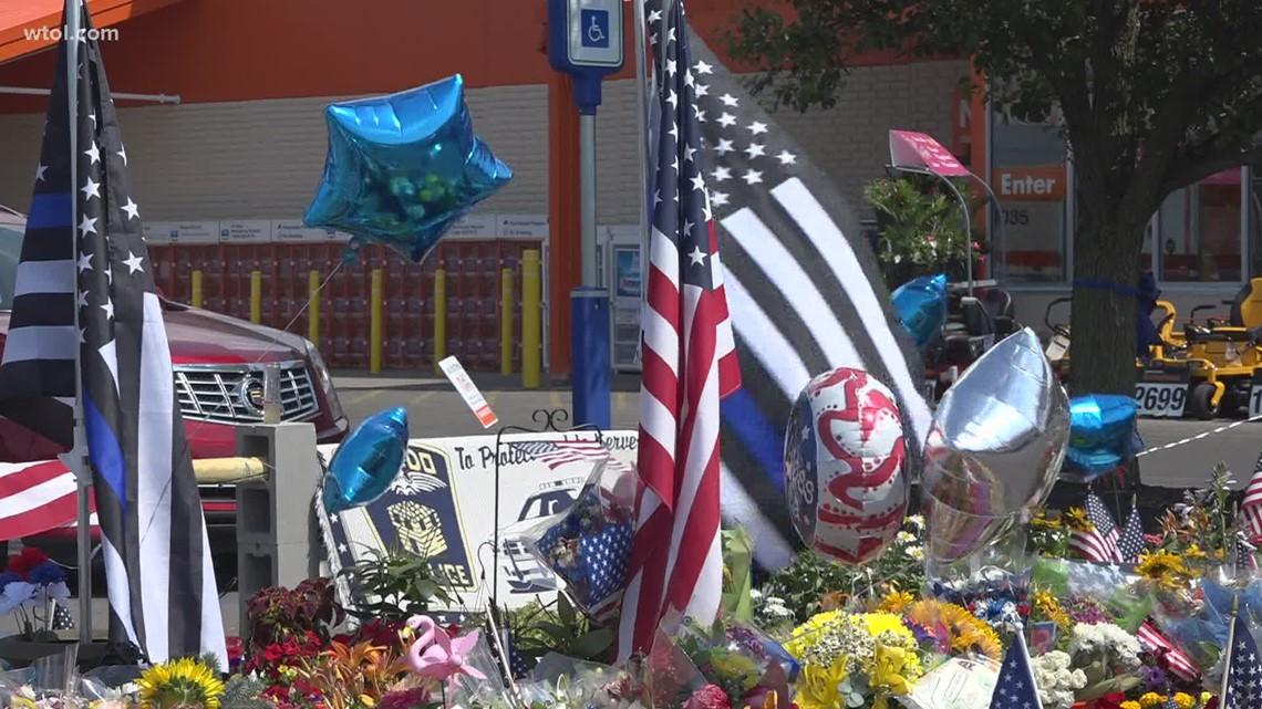 Loved ones of fallen Officer Dia ask police dept. for new rule