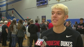 Signing day for local athletes competing at the next level
