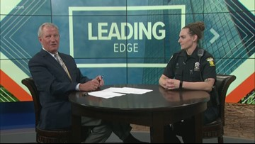 June 16: Leading Edge with Jerry Anderson - Guest Taylor Dungjen