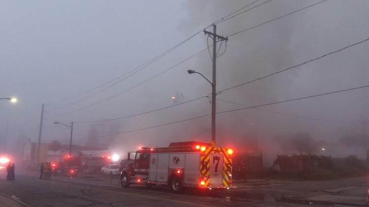 Fire N Erie St