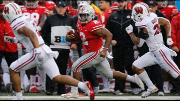 No. 1 Ohio State Buckeyes seeking playoff spot against No. 8 Badgers