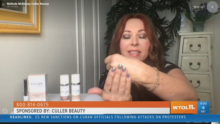Culler Beauty can help you find your perfect foundation match