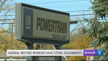 Contracts for General Motors employees expire at 11:59 p.m. Saturday