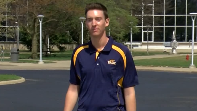 UToledo engineering student receives one of country's oldest, most competitive honors