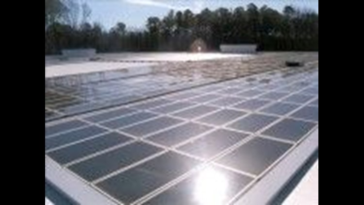 Campbell's Napoleon facility completes solar project
