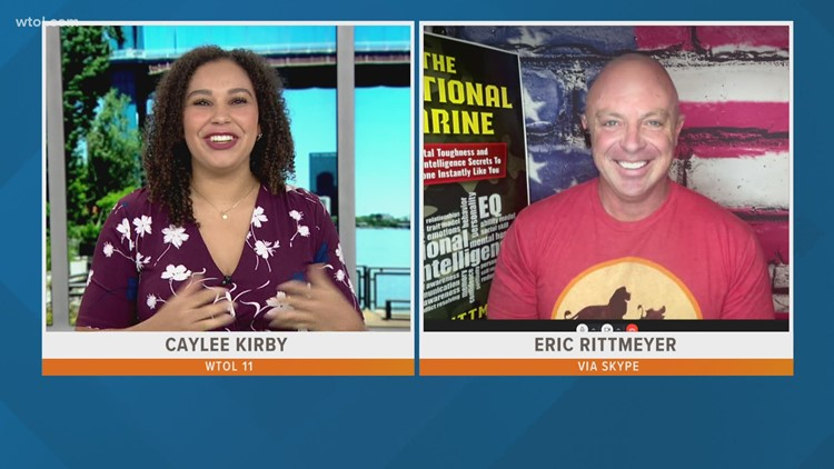 Erick Rittmeyer share more about Men's Emotional Health Month | Your Weekend Guests