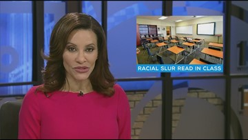 Mother upset 12-year-old daughter's middle school reading assignment included the N-word