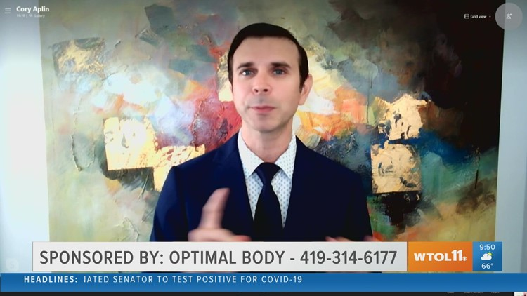 Lose weight for real with the Optimal Body program