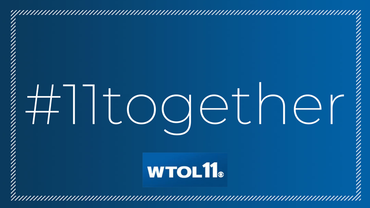 #11together | WTOL 11 and our community: We're better when we're #11together