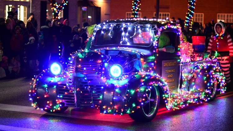 Maumee Lighted Parade
