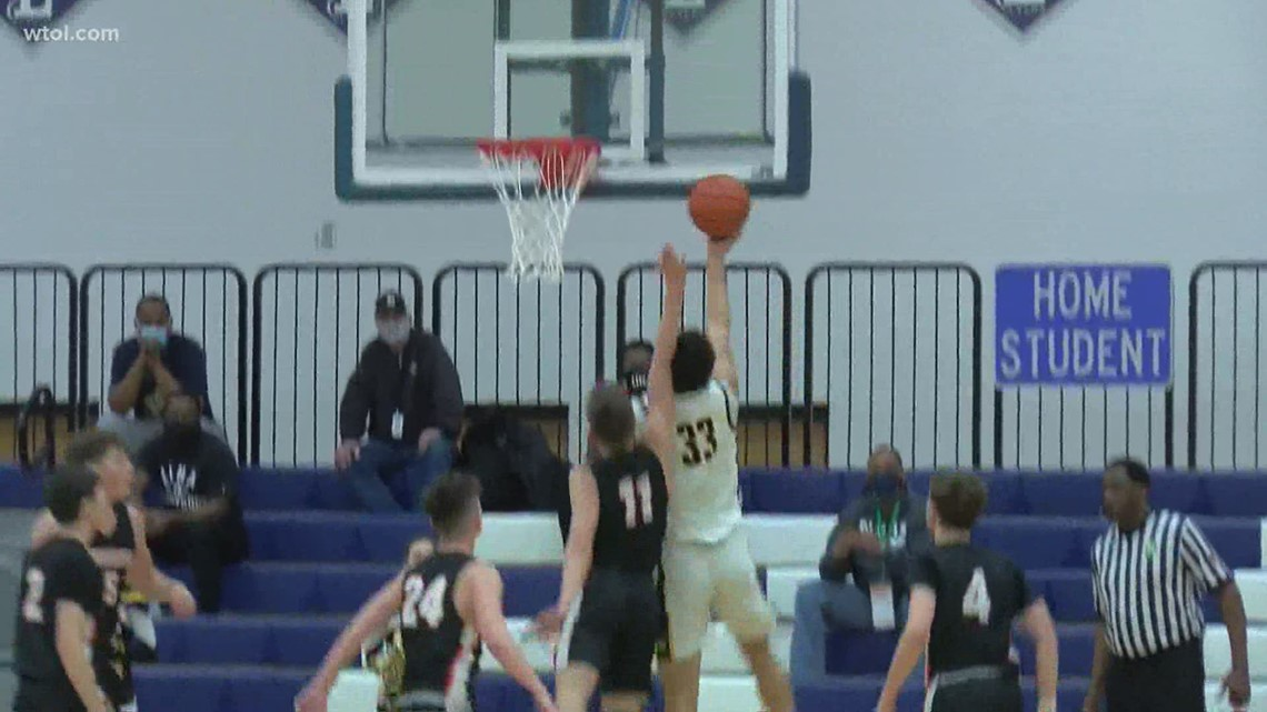 Girls regionals, boys districts, Sparty vs. UofM basketball | WTOL 11 Sports - March 5